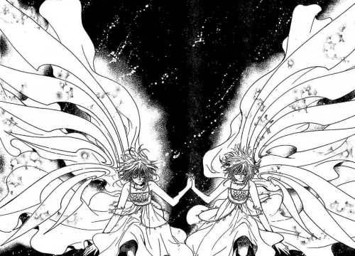 XXXHolic Colouring Sheets 1