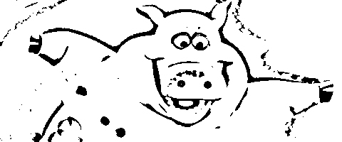 Back at The Barnyard Colouring Sheets 2