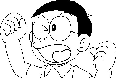 Doraemon Colouring Sheets 1