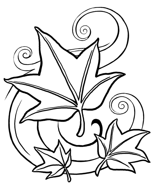 Flower Colouring Sheets 2
