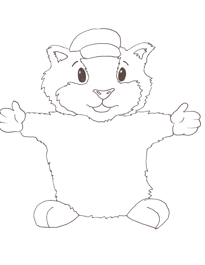 Wonder Pets Colouring Sheets 1