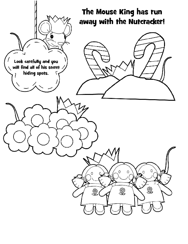 Wonder Pets Colouring Sheets 3